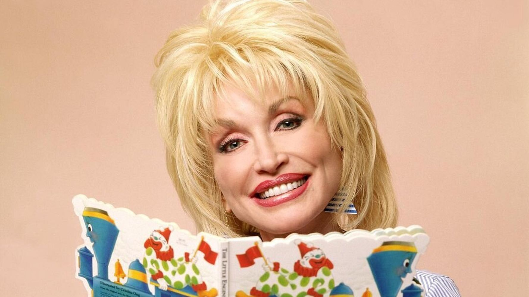 Kids In Fort McMurray Can Once Again Receive Free Books From Dolly Parton