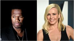 Chelsea Handler Offers To Pay 50 Cent's Taxes If He Votes For