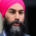 Jagmeet Singh Hints He'll Follow AOC's Example And Jump On