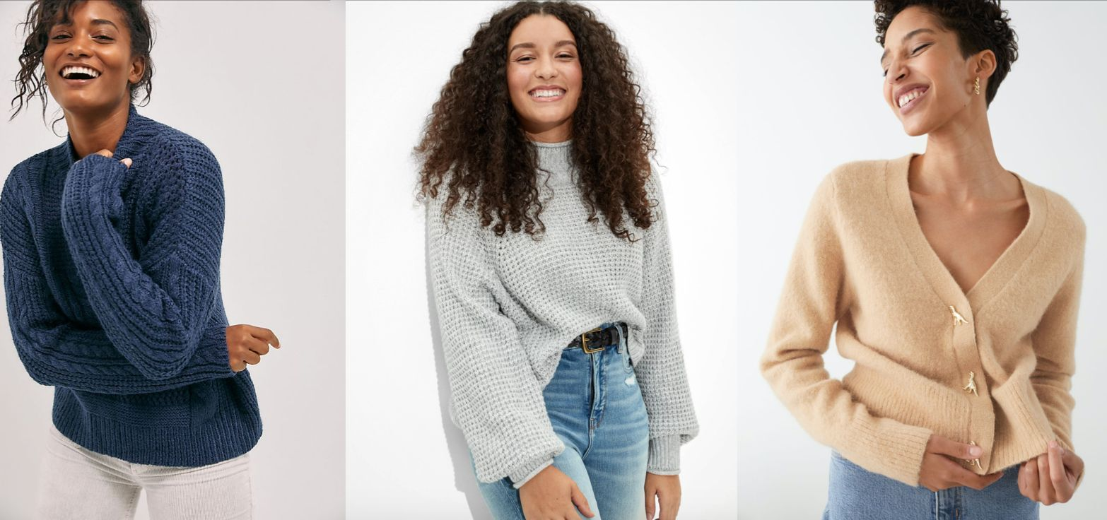 Where Our Shopping Editors Actually Shop For Their Sweaters