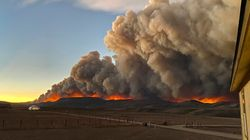 Colorado Wildfire Explodes Overnight, Prompts Closure Of National