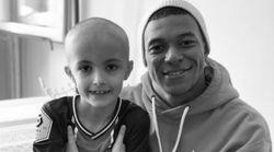 Mbappé annonce la mort de Lucas, le petit garçon à qui il avait rendu