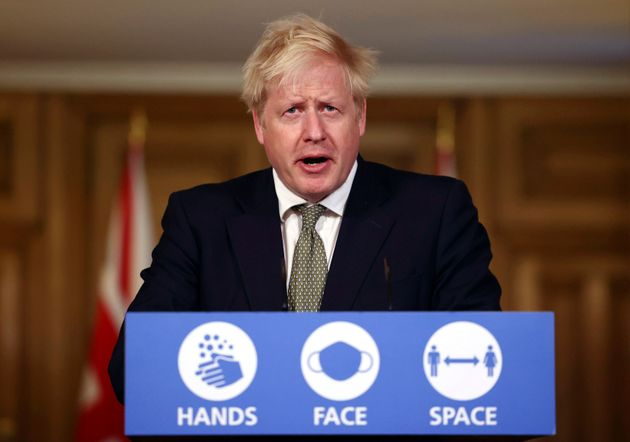 Has Boris Johnson's Test And Trace Gone Beyond The Point Of No Return?