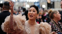Sandra Oh Says New Film 'Over The Moon' Normalizes Blended Asian