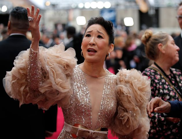Sandra Oh Says New Film Over The Moon Normalizes Blended Asian Families