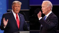 De la bronca al sopor: Trump y Biden debaten con más calma pero sin lograr