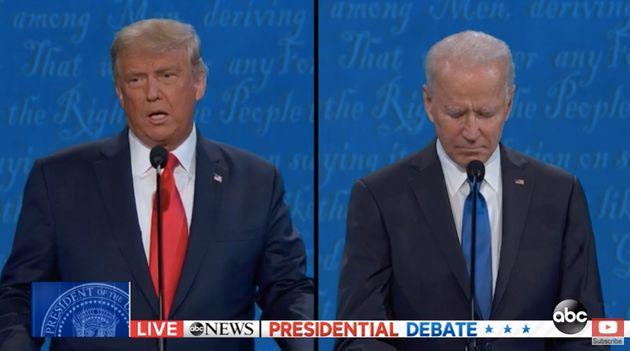 Au cours du débat avec Biden, Trump a agacé New York et ses