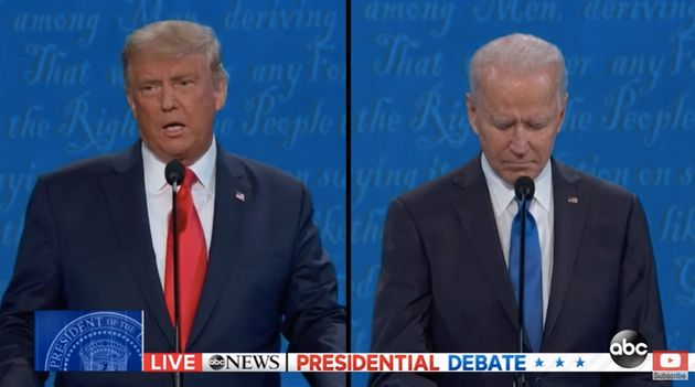Pendant le débat avec Biden, Trump a agacé New York et ses