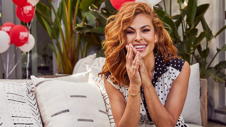 Eva Mendes, the 2020 McHappy Day ambassador, has said she's ready to make a comeback to acting.