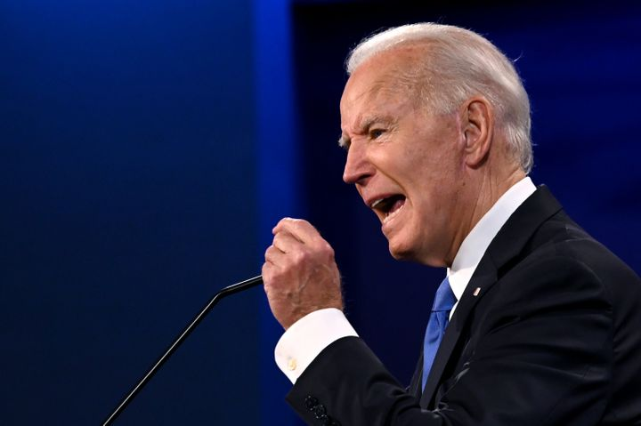 Democratic presidential nominee Joe Biden rejected President Donald Trump's assertions that he has adopted the most far-reach