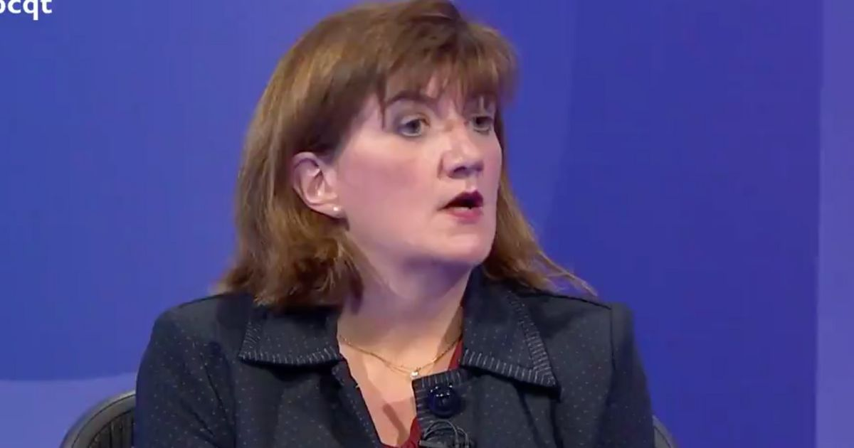Tories Voted Against Free School Meals In Revenge For 'Scum' Comment, Nicky Morgan Suggests