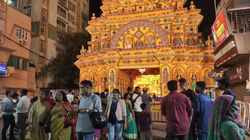 Pandal-Hoppers Find Kolkata's Famed Durga Puja Sites Transformed Post HC
