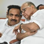 Eknath Khadse's Entry Is Part Of NCP Leader Jayant Patil's Coordinated Campaign To Strengthen Party At BJP's