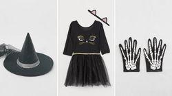 29 disfraces de Halloween para niños que encontrarás en Zara, H&M y