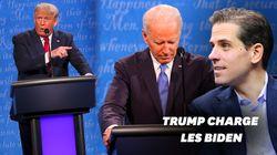 Trump attaque Biden sur les affaires de son fils Hunter et l'accuse d'être