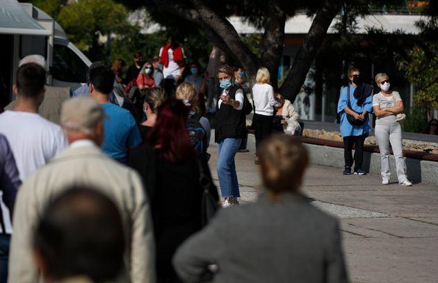 Κορονοϊός: Οι αλλαγές στον χάρτη υγειονομικής ασφάλειας και τα νέα