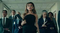 Ariana Grande remplace Donald Trump à la Maison Blanche dans son nouveau