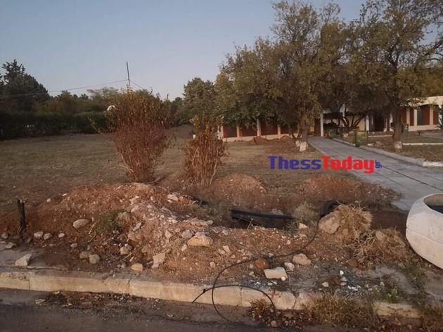 Θεσσαλονίκη: Σκάβουν νέους τάφους για τα θύματα του