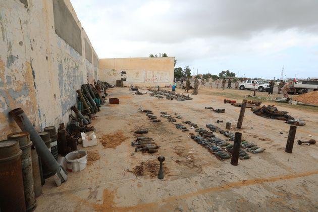 Λιβύη: Ιστορική συμφωνία για μόνιμη κατάπαυση του πυρός ανακοίνωσε ο