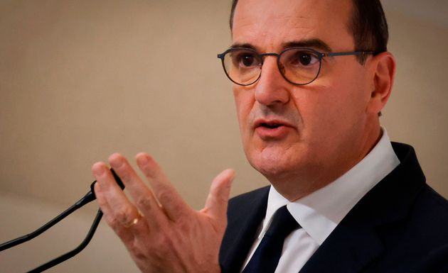 Jean Castex, ici le 22 octobre à Matignon, a annoncé un renforcement de la plateforme Pharos...