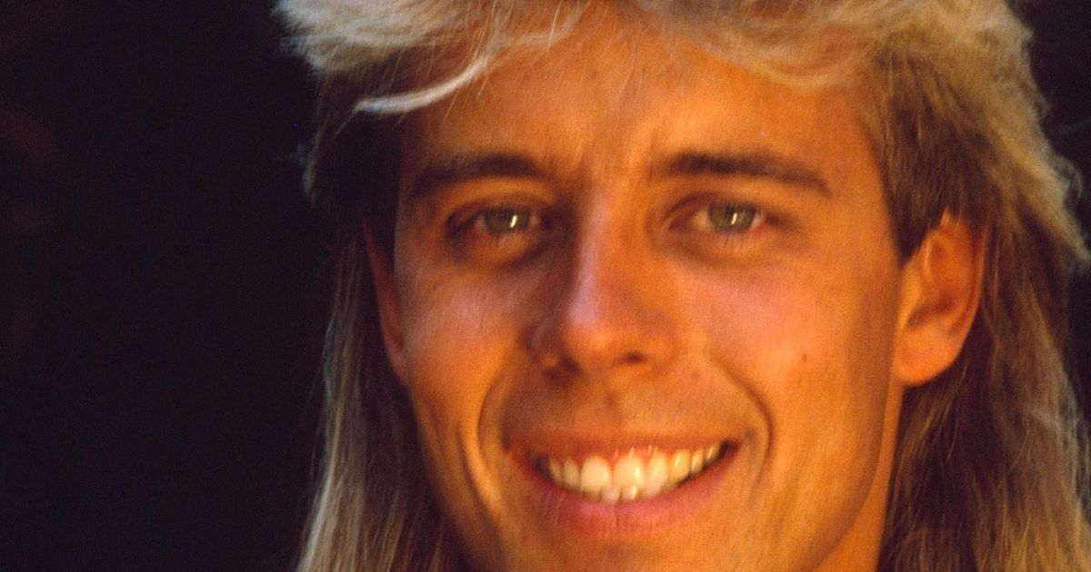 Pat Sharp's Spoof Autobiography Is The Perfect Antidote To 2020 (And All The Usual Celeb Memoirs)