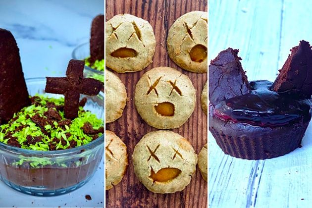 3 Spooky Bakes To Make With Kids That Are – Shhh! – Healthy