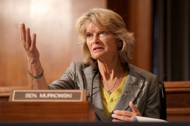 Lisa Murkowski of Alaska has been one of the few Republican senators willing to occasionally buck President Donald Trump. It