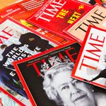 Time magazine makes history for what's NOT on the