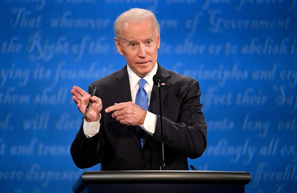 Democratic presidential challenger Joe Biden is winning support from Conservative party lawmakers in the UK.
