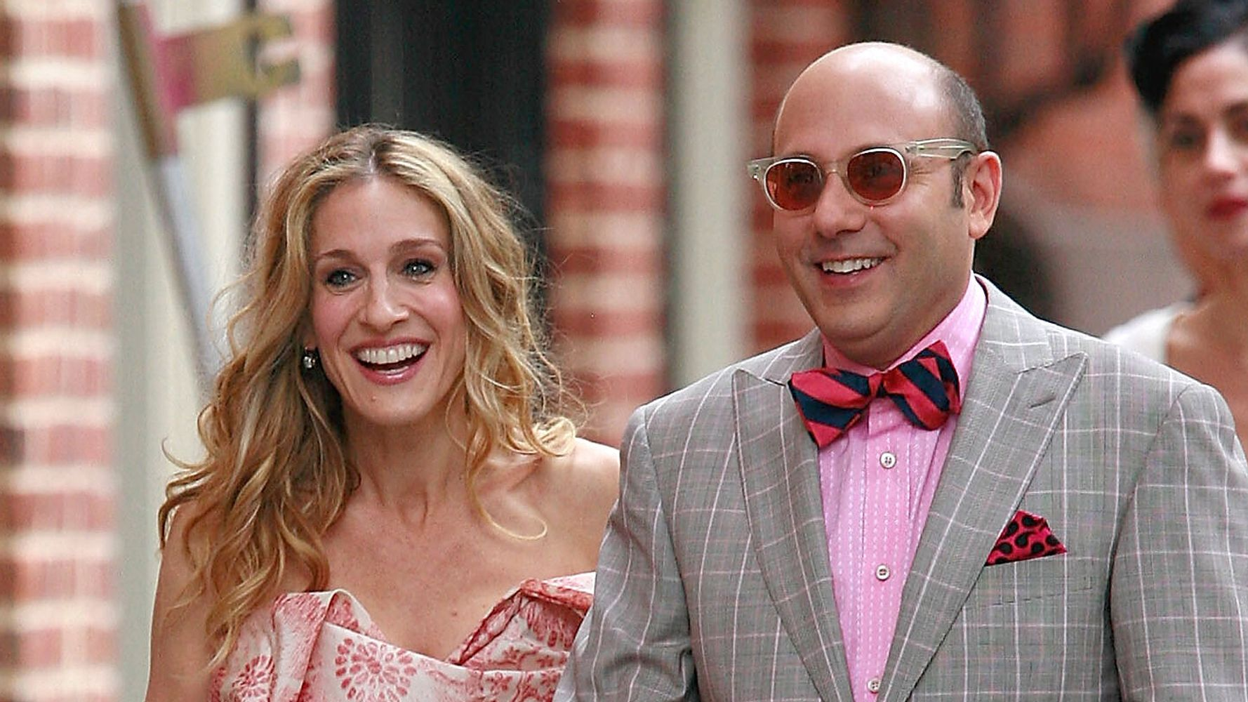 'Sex And The City' Star Willie Garson Jokes That He's Never Been 'Straight Closeted'