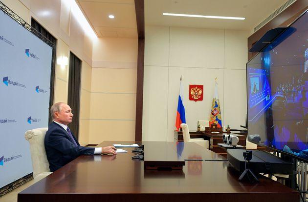 Τι είπε ο Πούτιν για το ενδεχόμενο στρατιωτικής συμμαχίας Ρωσίας-