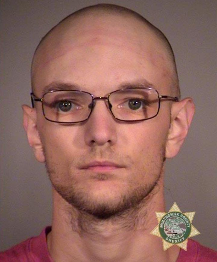 Skylor Jernigan was arrested for firing a gun at Black Lives Matter demonstrators in Portland, Oregon.