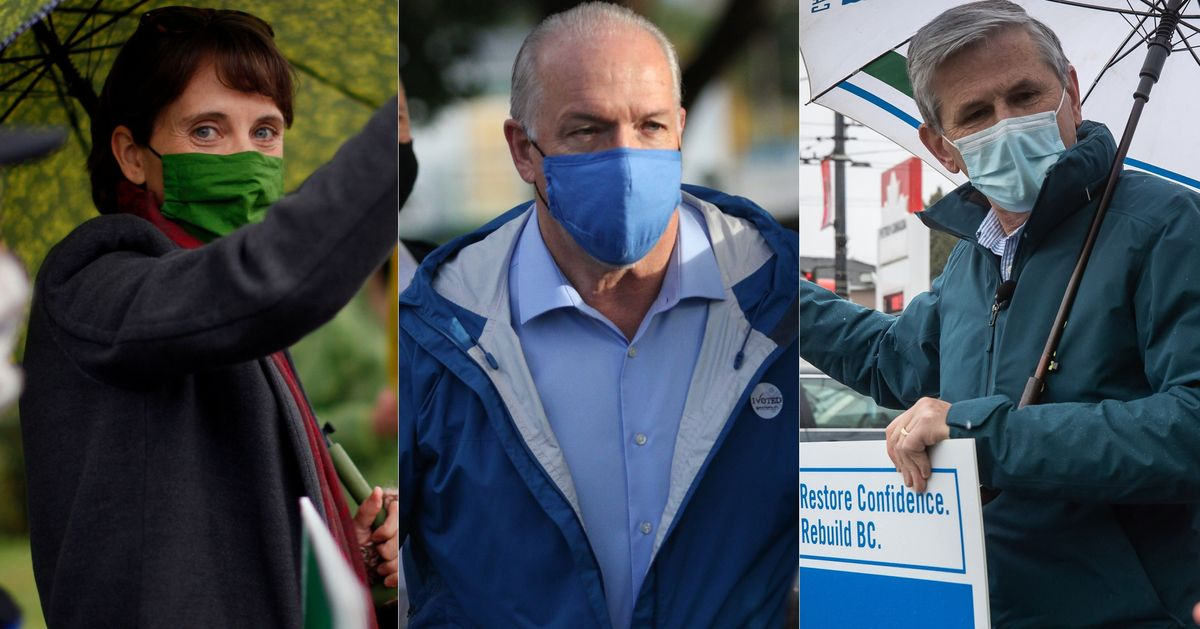 5 Things To Know As B.C. Heads To The Polls