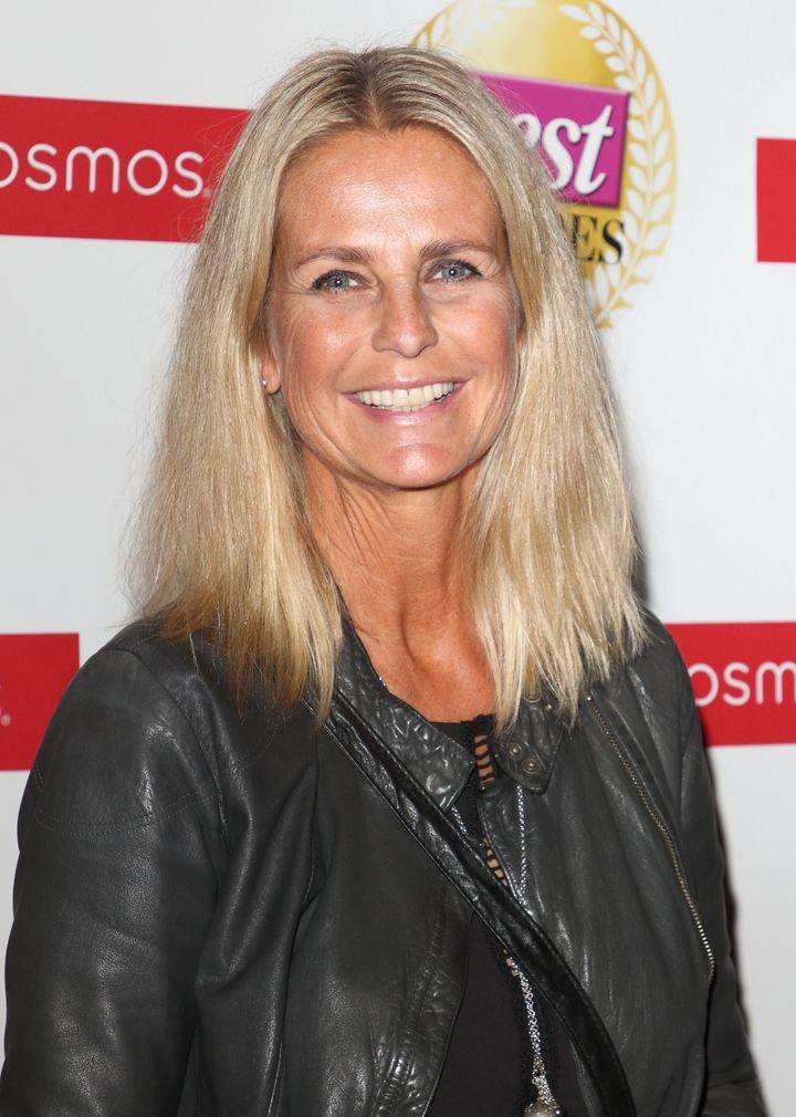 스웨덴 방송인 울리카 존슨