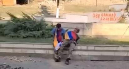 Ναγκόρνο-Καραμπάχ: Βίντεο με εκτελέσεις Αρμενίων στρατιωτών προκαλούν