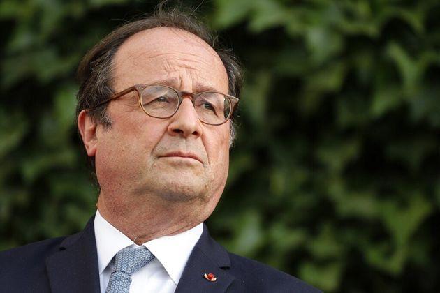 Hollande (ici en juillet 2019) critique la surenchère et le