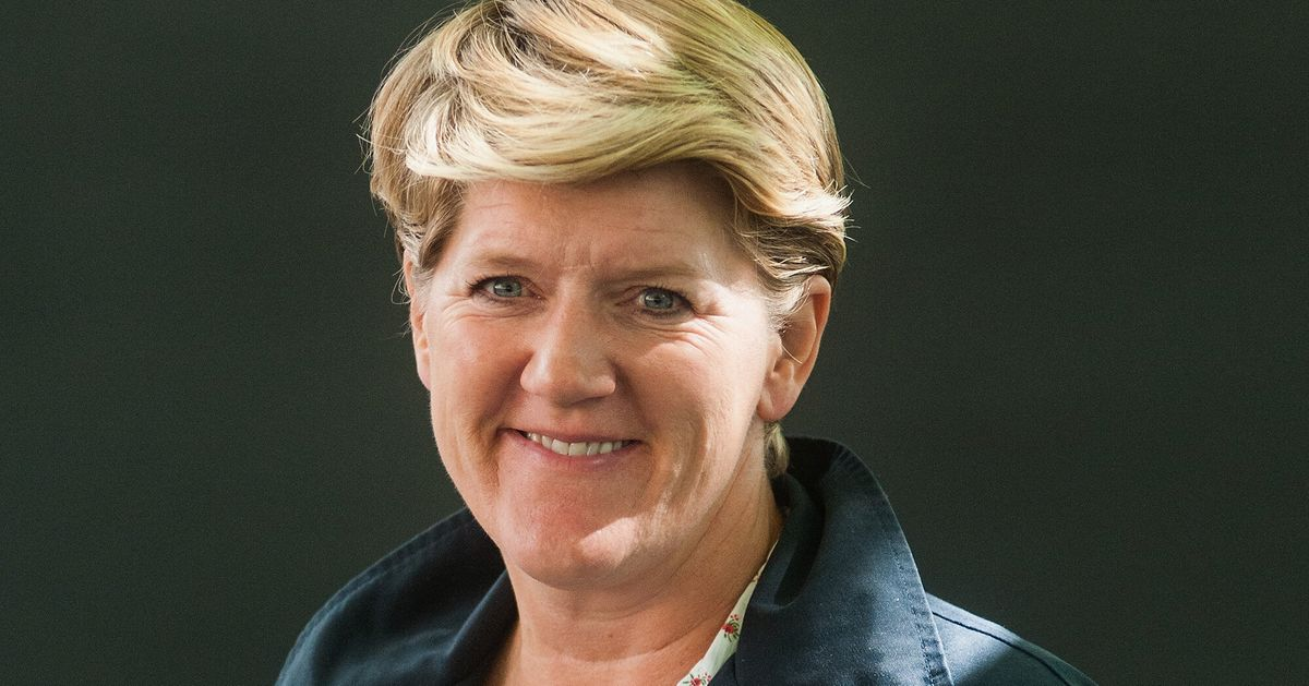 Clare Balding Reveals She's Lost 90 Percent Of Her Hearing