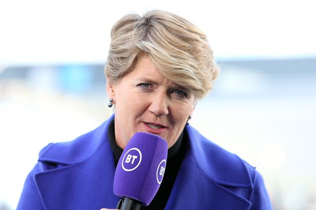 Clare is one of the country's most recognisable sports presenters