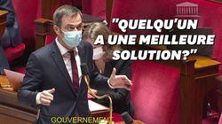 Covid-19: Olivier Véran fustige l'opposition à l'Assemblée en parlant de
