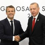 Erdogan appelle Macron à subir un