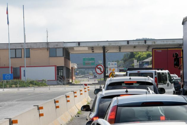 La Slovenia blocca gli ingressi dal Friuli Venezia Giulia. 12 regioni italiane nella lista rossa