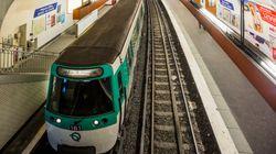 À Paris, le métro s'arrête désormais plus tôt le