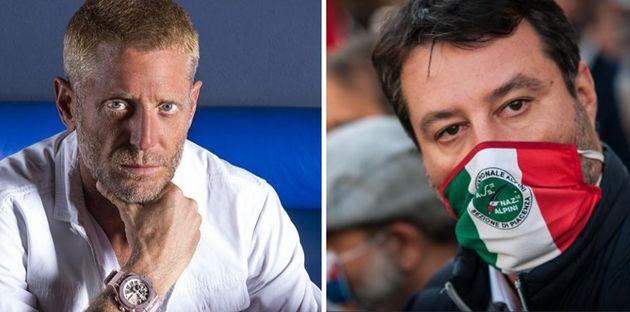 Lapo Elkann: Salvini, vergogna. Soffi sul fuoco della disperazione
