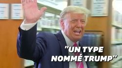 Trump a voté par anticipation en