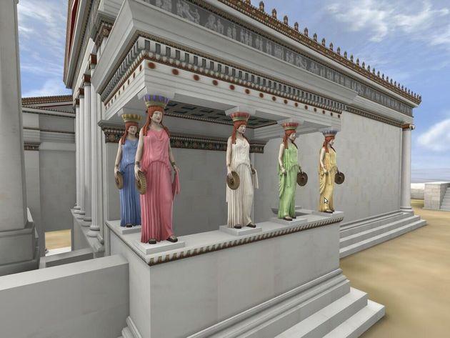 Ανοίγει ξανά ο «Ελληνικός Κόσμος»: Οι διαδραστικές περιηγήσεις σε αρχαίες πόλεις και
