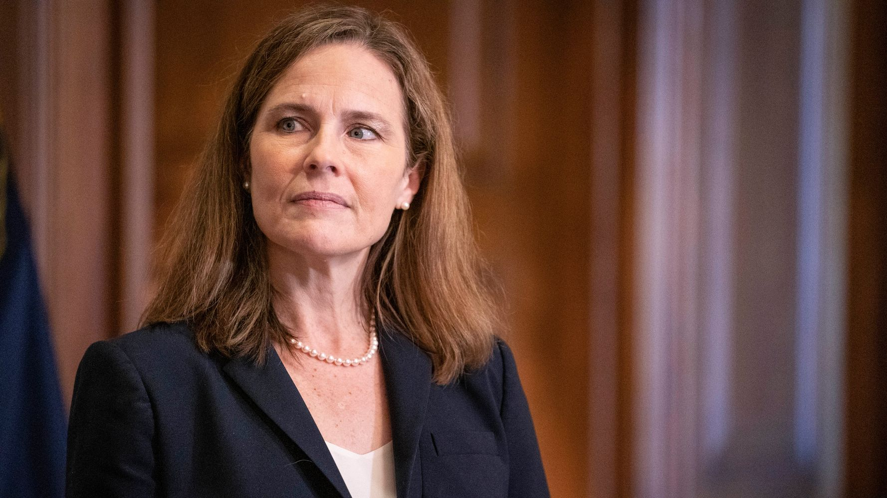 Senate Advances Amy Coney Barrett's Supreme Court Nomination