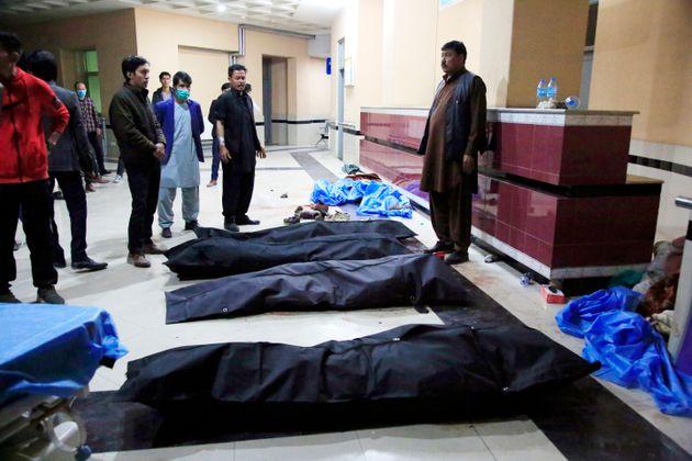 Αφγανιστάν: Τουλάχιστον 18 νεκροί σε επίθεση σε εκπαιδευτικό κέντρο στην