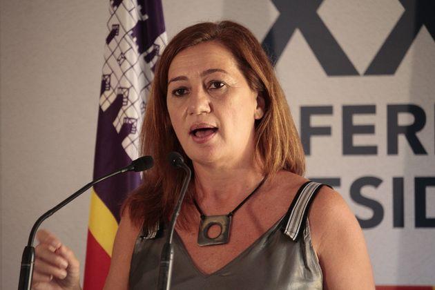 Francina Armengol, presidenta
