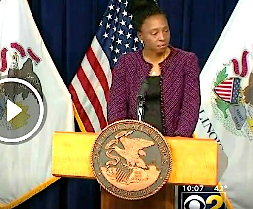 Illinois Public Health Director Breaks Down In Tears Addressing Surging COVID Toll