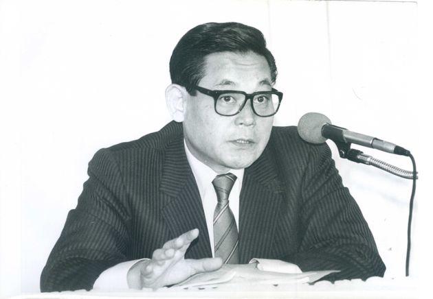 1988년 7월23일 정계최고 경영자 전지 세미나 연설